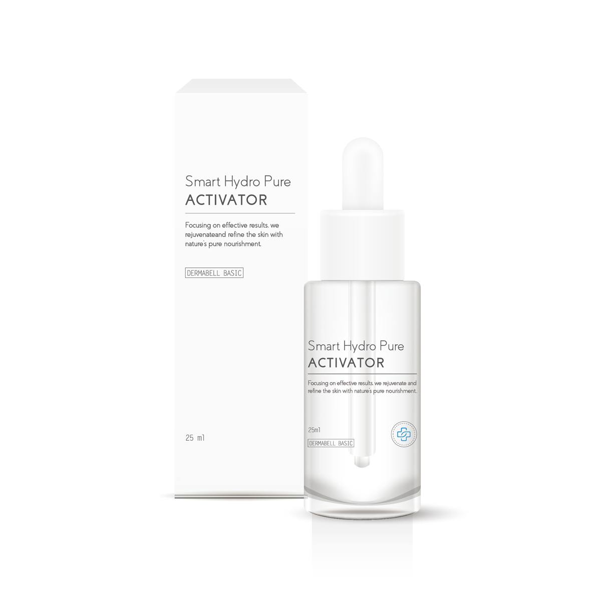 Smart Hydro Pure Activator Activator by Dermabell Basic