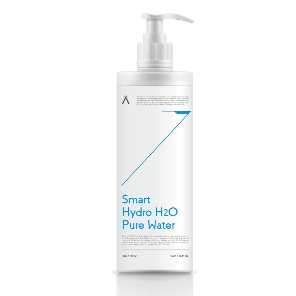 Smart Hydro H2O Pure Water Smart Water by DERMABELL PRO