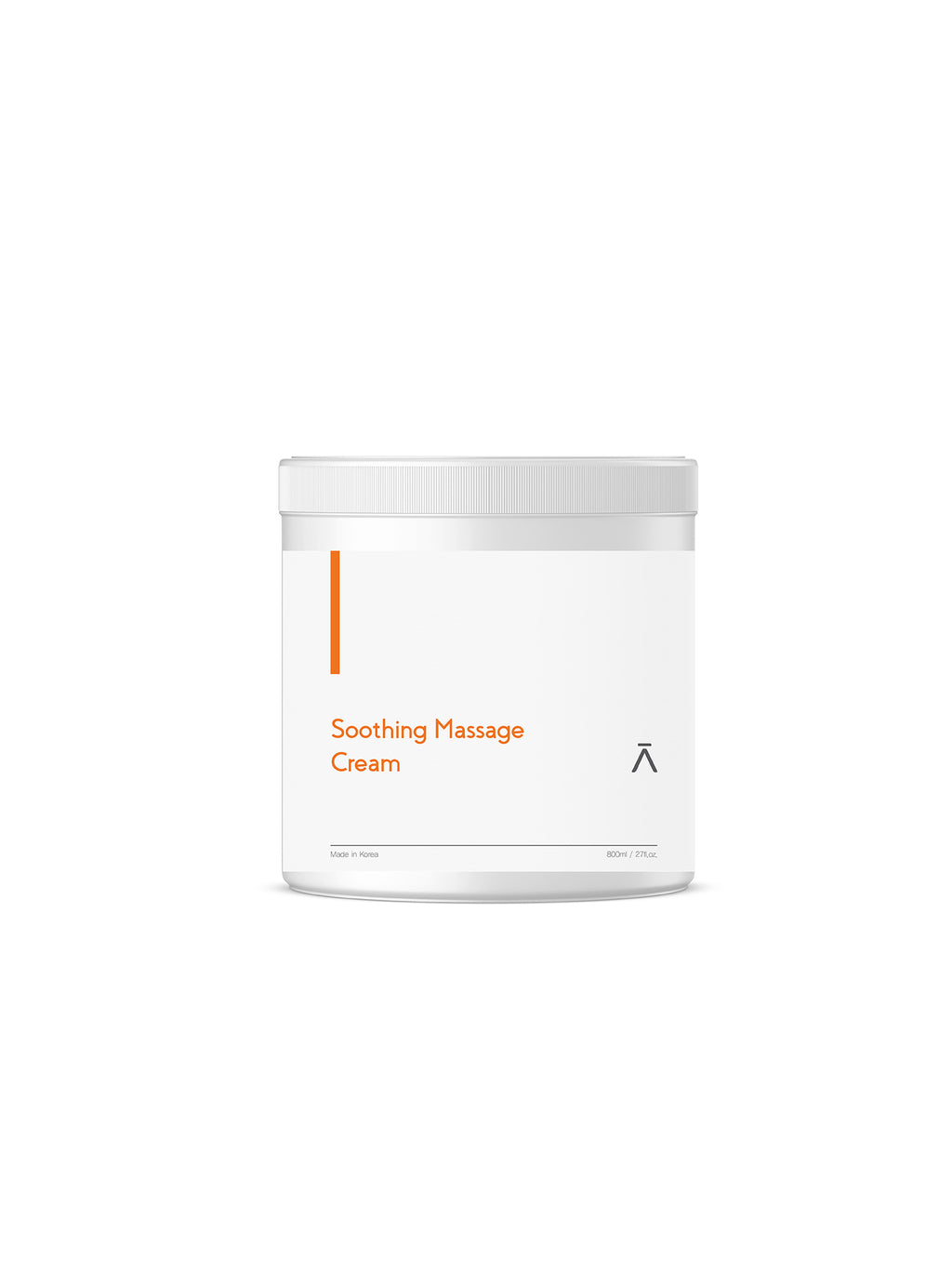 Soothing Massage Cream (Relaxing Massage Cream)