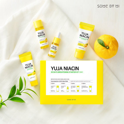 ( DARKSPOTS, BLEMISH) YUJA  NIACIN BRIGHTENING PRODUCTS INFORMATION
