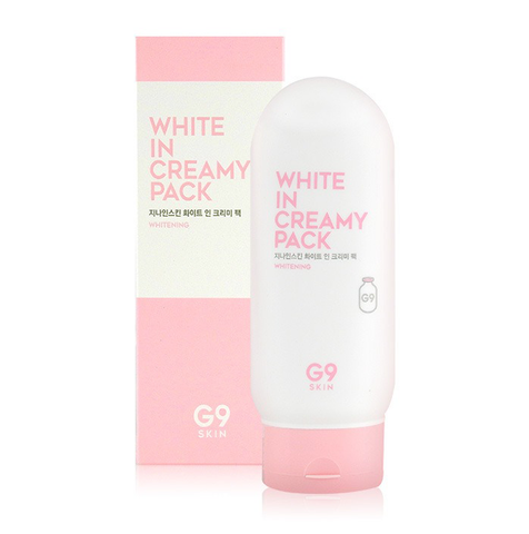 creamy pack lotion