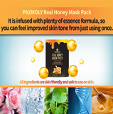 Pax Moly - Real Honey Mask Pack