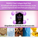 Pax Moly Real Collagen Mask