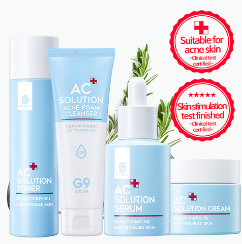 acne solution set