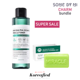 SomeByMi Charm Bundle (Miracle Soap, Miracle Toner)