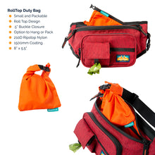 Load image into Gallery viewer, RollTop Duty Bag