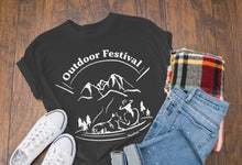 Load image into Gallery viewer, Outdoor Festival Tee