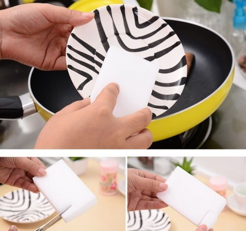 High Qulity Magic Sponge Kitchen Office Car Dirty Cleaning Tool
