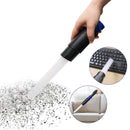 Household Straw Dusting Brush Removable Portable Universal Vacuum Cleaner Head