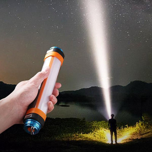 Multi-functional Rechargeable Outdoor Emergency Light
