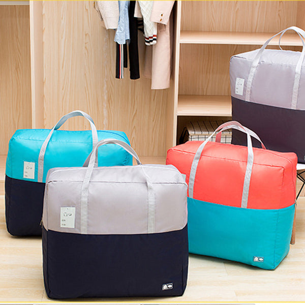 600D Oxford Cloth Home Finishing Storage Bag