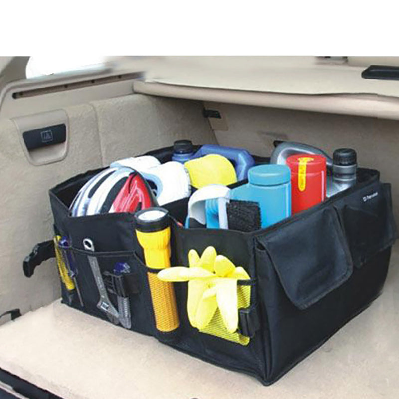 Outdoor Multi-functional Car Storage Bag Oxford Folding Bags