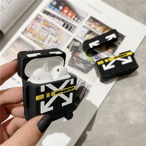 AirPods / AirPods Pro Case TPU Material Soft Fashion