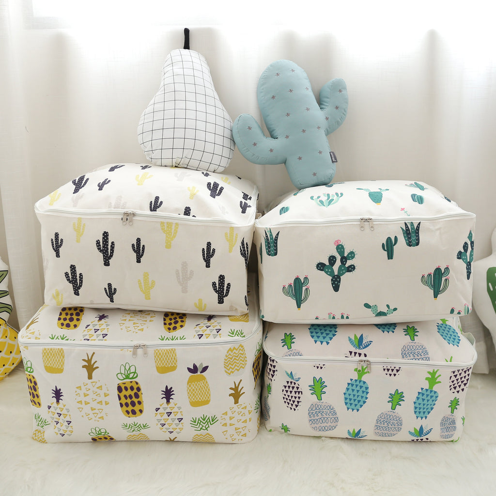Moisture-proof Clothing Quilt Storage Bag Organize Bag