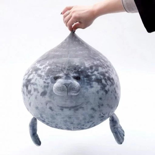 Super Soft Lovely Seal Pillow