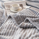 Autumn and winter Thick Flannel Blanket