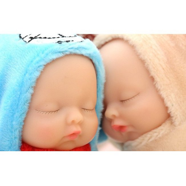 Plush Stuffed Baby Doll Simulated Babies Children Toys Birthday Gift