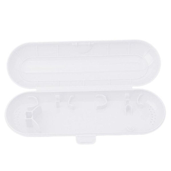 Portable Bathroom Electric Toothbrush Storage Box Case Holder for Travel Camping Hiking