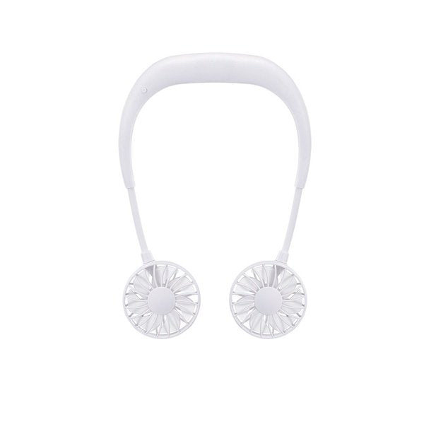 Wearable Portable Handsfree Neckband Fan