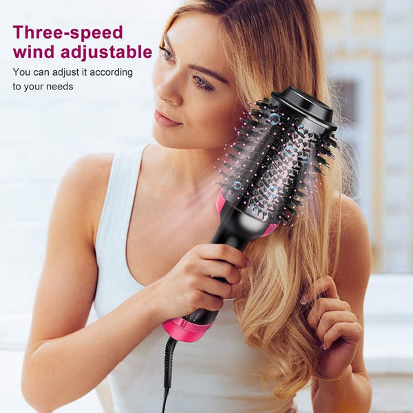 3 in 1 Electric One Step Hair Dryer Volumizer
