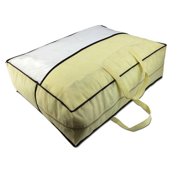 Quilts Storage Container Folding Organizer Washable Portable Storage Bags