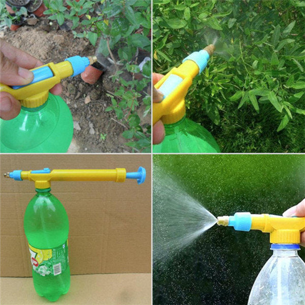 Drum Spray Sprayer Pneumatic Sprinkler Water Spray Pot Spray Head Push Spray Sprayer