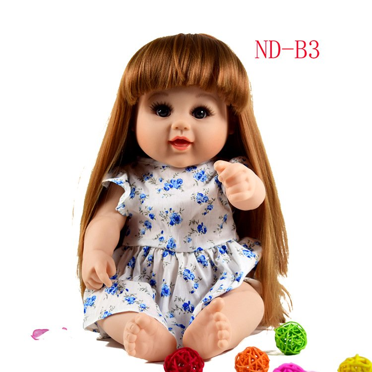 Baby Doll Simulated Babies Sleeping Dolls Children Toys Gift