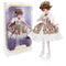 60cm Princess Joint Doll Girl Toy Clothes with Wedding Dress Princess Doll Gift for Girl