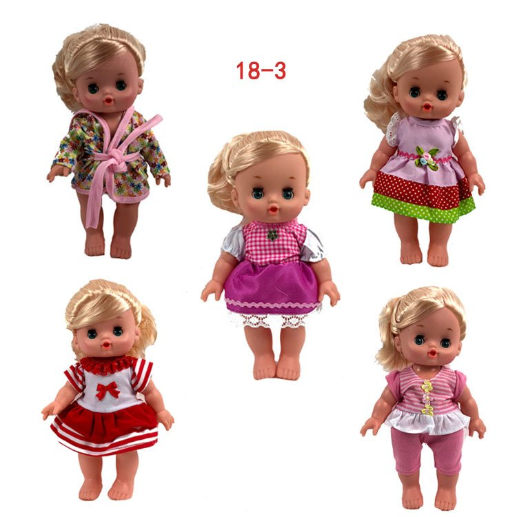Children Toy Simulation Baby Girl Sing Doll
