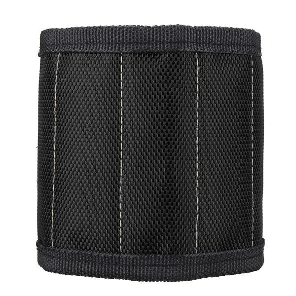 37cm Magnetic Wristband Portable Tool Bag Electrician Wrist Tool Belt Screws Nails Drill Bits Holder