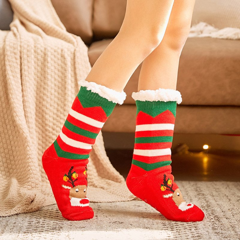 Christmas Indoor Socks