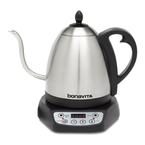 Gear | Bonavita 1.0 L (32 oz) Digital Variable Temperature Goose Neck Kettle