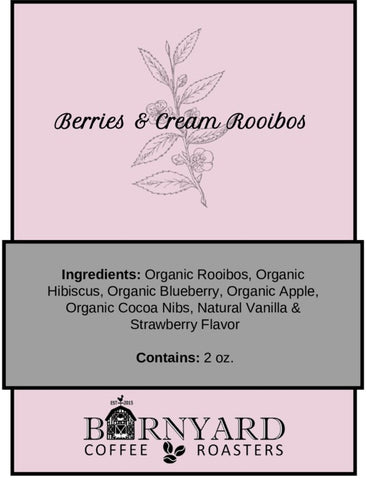 Tea | Berries & Cream | Rooibos