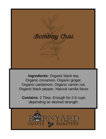 Tea | Bombay Chai | Black Tea