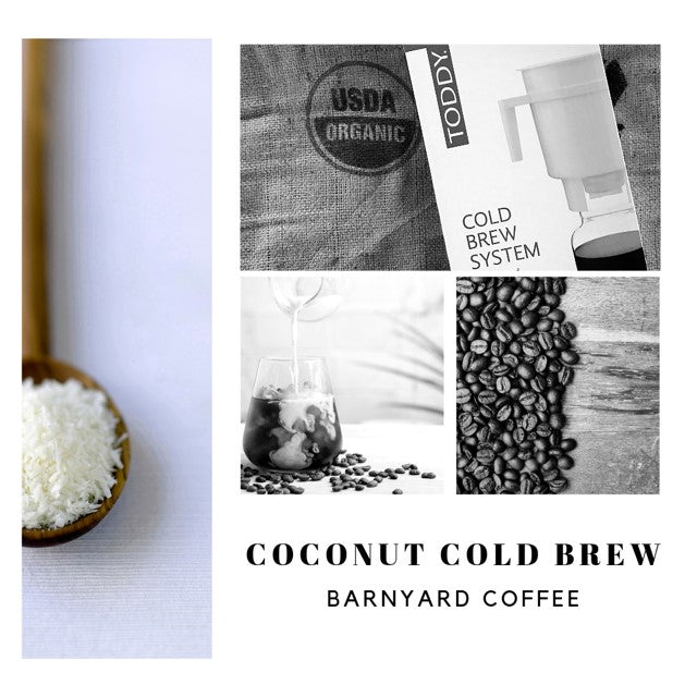 Cold Brew | Coconut Flavored Whole Bean (12 oz)