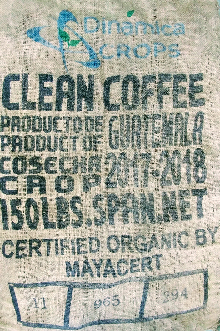 LIGHT ROAST Guatemala  |  FTO  (12oz ) NEW RELEASE