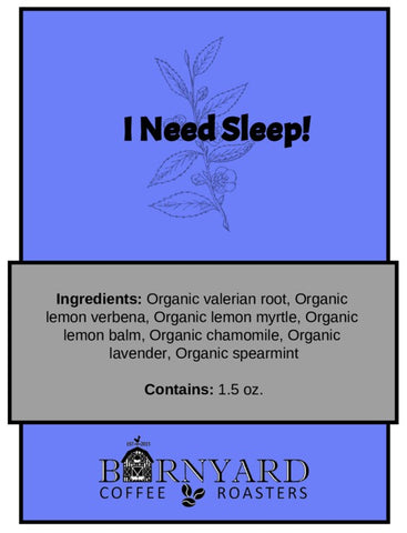 Tea | I Need Sleep! | Herbal