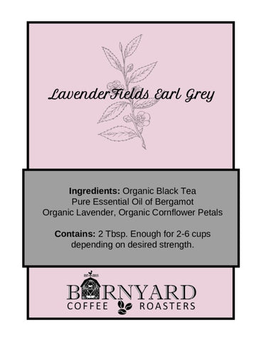Tea | Lavender Fields Earl Grey | Black Tea