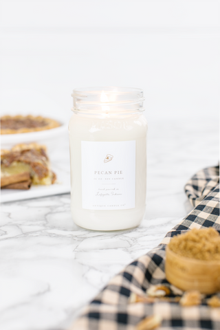 Antique Candle Co. ~ Pecan Pie 16oz