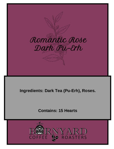 Tea | Romantic Rose | Pu-Erh