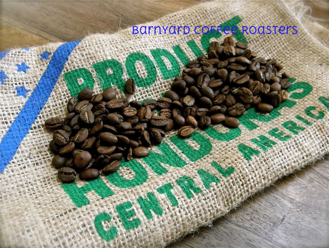 LIGHT ROAST Honduras  |  FTO  (12oz ) LIMITED RELEASE