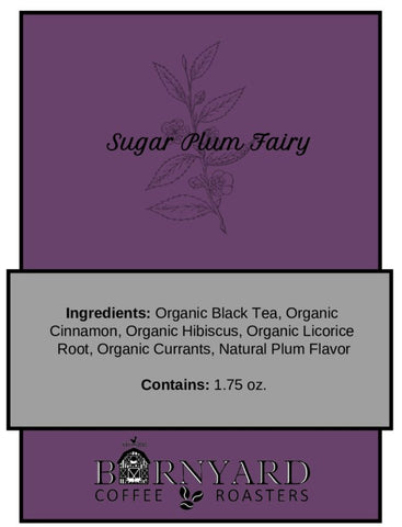 Tea | Sugar Plum Fairy | Black Tea