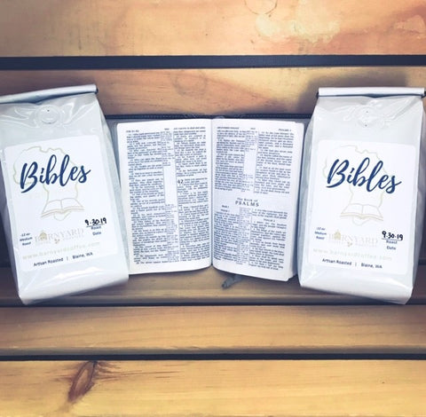 Single Origin | Uganda | 12 oz Bag | Buying Bibles for Uganda