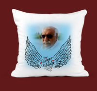Memory Pillow Cover 1