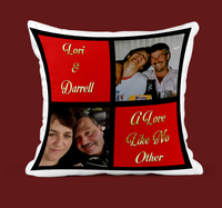 A Love Like No Other Pillow Cover