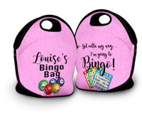 Bingo Bag, Can Cozy, Coin Purse