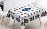 Mummers Tablecloth