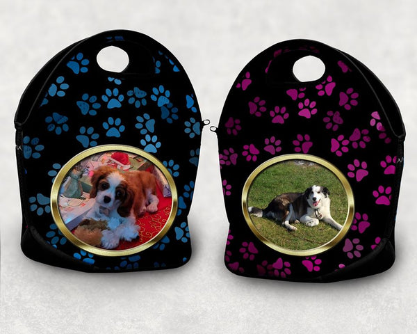 Custom Pet Photo Bag