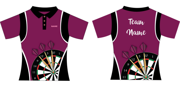 Series 1 Ladies Dart Shirts