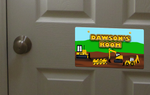 Bedroom Door Signs